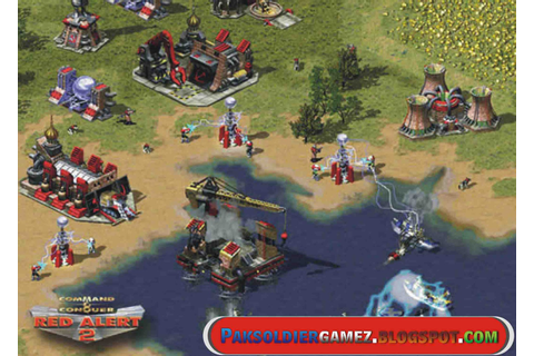 Command & Conquer: Red Alert 2 - Download Free Pc Games ...