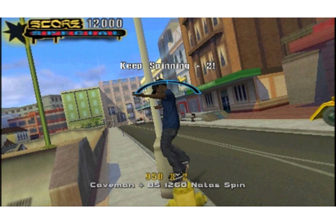 Tony Hawk's Underground 2 Remix (PSP) gameplay part 2 ...