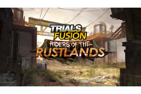 Trials Fusion: Riders of the Rustlands Review (PS4) | Push ...