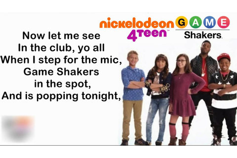 Música Game Shakers (letra) - YouTube