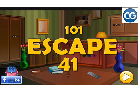[Walkthrough] 501 Free New Escape Games - 101 Escape 41 ...