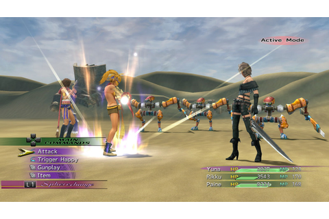 Final Fantasy X-2: More than a pretty face? - Digitally ...