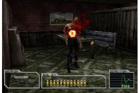 Resident Evil Survivor Free Download PC Game