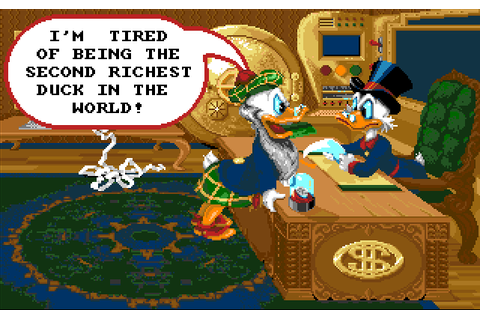 Abandonware Games / Duck Tales The Quest For Gold