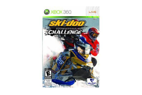 Ski-Doo: Snowmobile Challenge Xbox 360 Game - Newegg.com