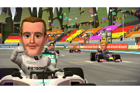 F1 Race Stars Preview – The Average Gamer