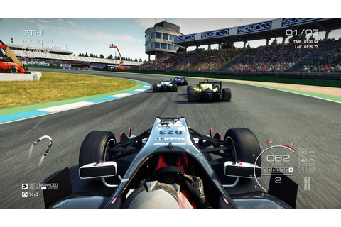 GRID Autosport APK 1.6.1RC2 Download for Android