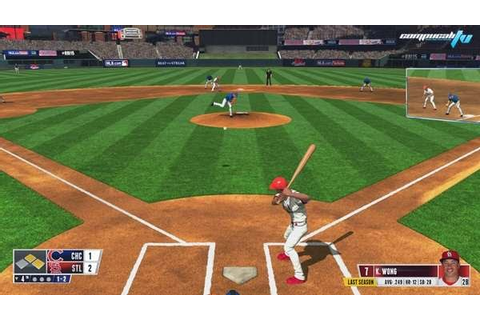 R.B.I. Baseball 15 PC Game Español