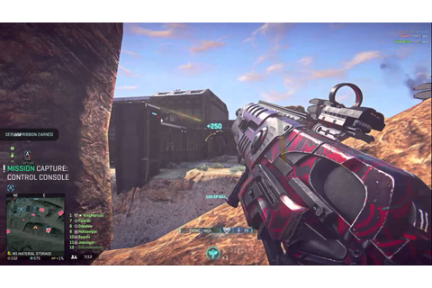 PlanetSide 2 PS4 Gameplay - YouTube