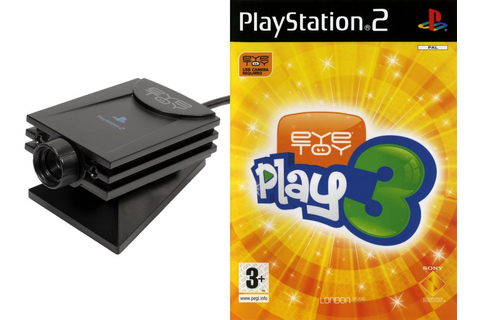 Games - PS2 EYETOY PLAY 3 GAME WITH CAMERA BUNDLE / BID TO ...