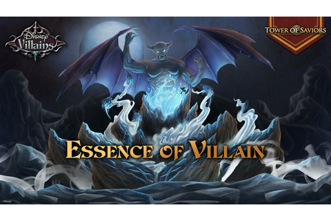Essence of Villain | Tower of Saviors Wiki | FANDOM ...