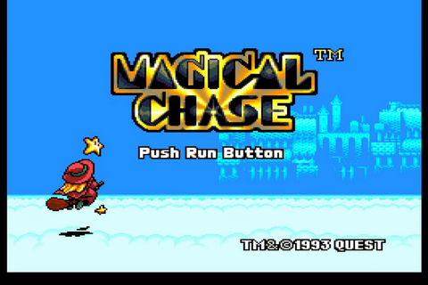 Magical Chase Download Game | GameFabrique