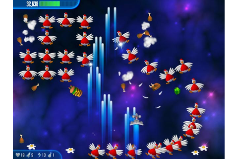 Chicken Invaders 3 Christmas Edition > iPad, iPhone ...