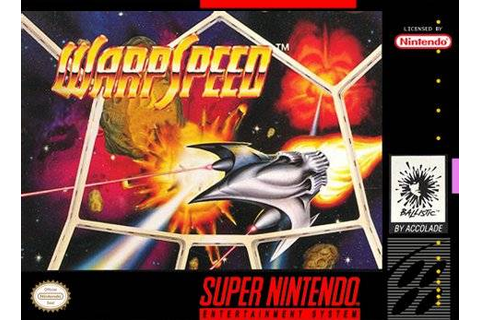 WarpSpeed SNES Super Nintendo
