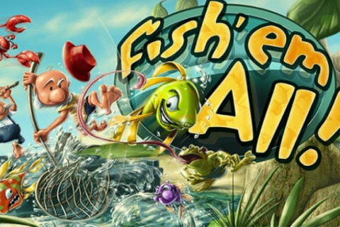 Fish'em All! (WiiWare) News