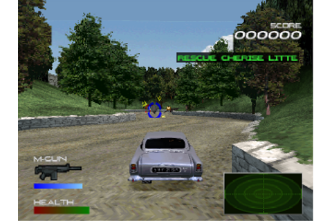 Play 007 Racing Sony PlayStation online | Play retro games ...