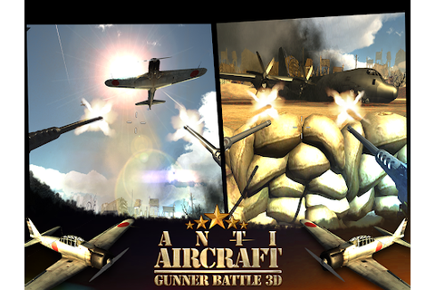 Anti Aircraft Gunner Battle 3D APK 1.10 - Free Action ...