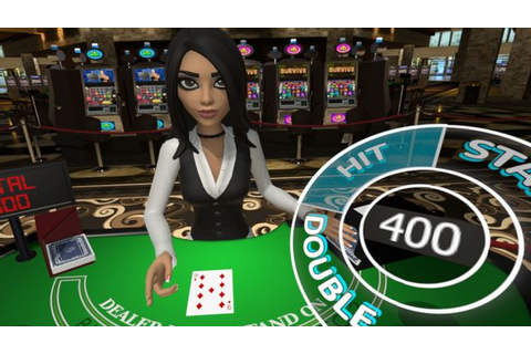 Blackjack Bailey VR Free Download PC Games | ZonaSoft