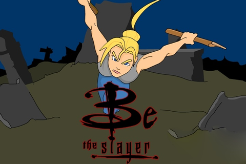 Be The Slayer Game - Play Free Vampire games - Games Loon