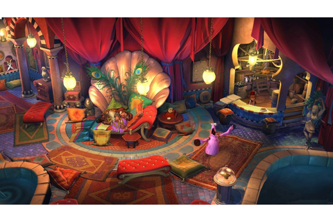 The Book of Unwritten Tales 2 MAC Game Free Download