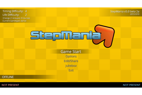 ODROID • View topic - [GAMES] Stepmania 5