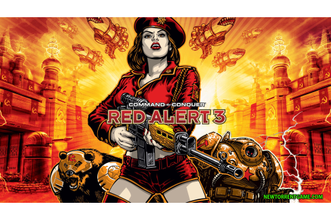 COMMAND AND CONQUER RED ALERT 3 TORRENT - FREE FULL ...
