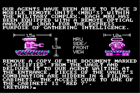 Download Hacker II: The Doomsday Papers - My Abandonware