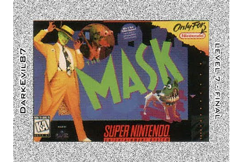 The Mask - 7th (Final) Level (including Boss Fight) - YouTube
