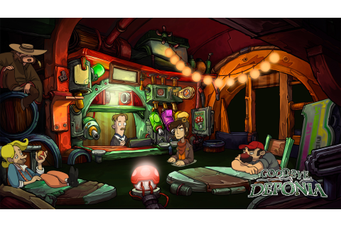 Goodbye Deponia Review – Taking the series to new heights ...