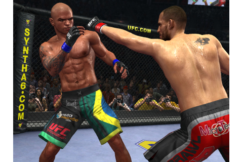 VG-Reloaded Review: UFC Undisputed 2010 (Xbox 360) | Video ...