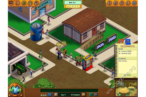 School Tycoon - Download Free Full Games | Simulation games