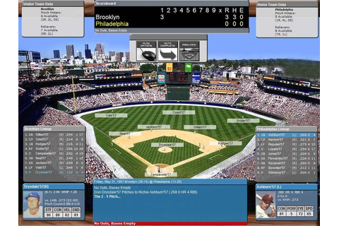 PureSim Baseball 2007 Download Free Full Game | Speed-New