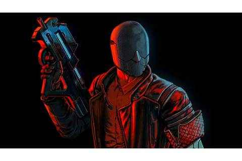 Cyberpunk shooter Ruiner looks like a stylish blend of ...