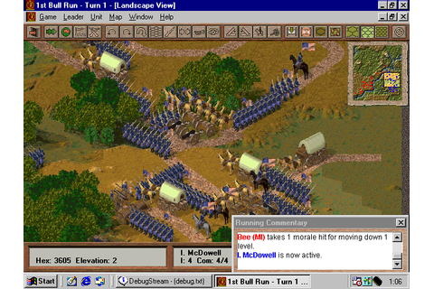 North vs. South: The Great American Civil War (1999 ...