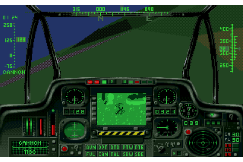 Gunship 2000 : The Company - Classic Amiga Games