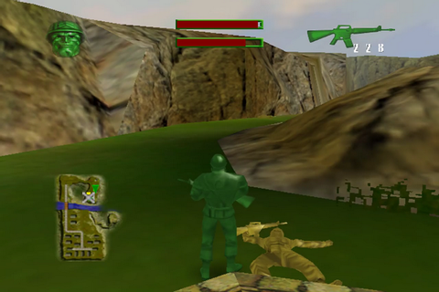 Army Men: Sarge's Heroes Download Game | GameFabrique
