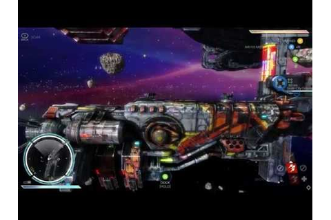 30 Minutes of Rebel Galaxy Gameplay : Games