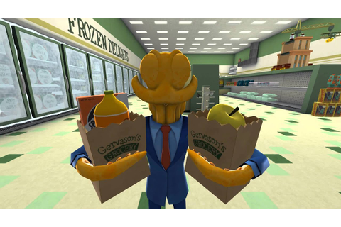 'Octodad: Dadliest Catch' is a Game About Being a Totally ...
