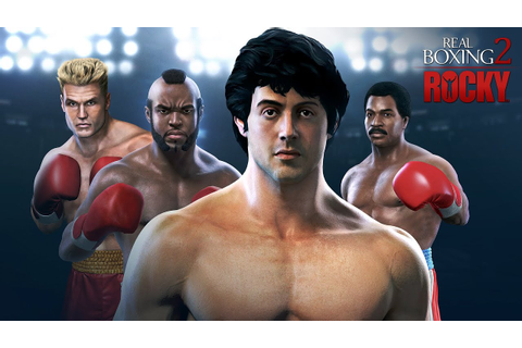 Real Boxing 2 ROCKY - Launch Trailer - YouTube