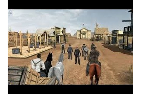 The Lone Ranger game play on Micromax Funbook Infinity ...