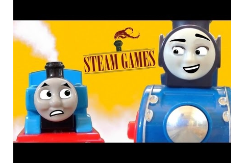 Thomas & Friends UK: The Steam Games Ep. #1 | Let the ...