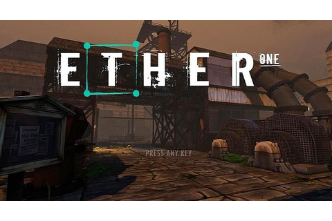 DSD Full Version: Ether One Full Gamez
