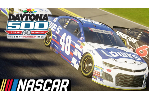 NASCAR Heat 3 - Daytona 500! - YouTube