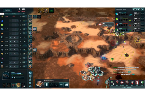 Offworld Trading Company Gameplay Review - YouTube