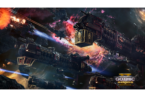 Battlefleet: Gothic Armada 2 Announced, Will Be Out This ...