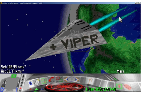 Image - Frontier First Encounters Viper.jpg | Elite ...