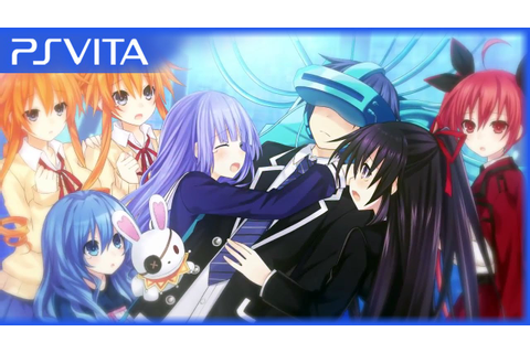 Date A Live: Twin Edition - AnimeJapan Trailer - PS Vita ...