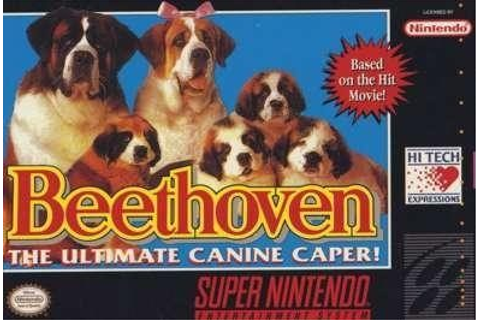Beethoven: The Ultimate Canine Caper (1994) by Hi Tech ...