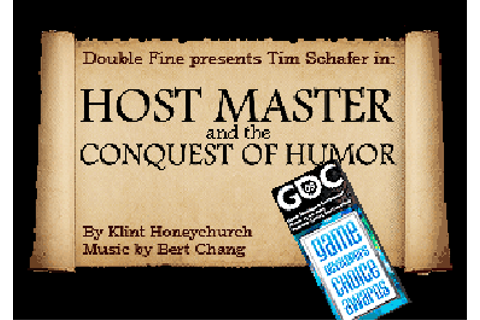 Host Master and the Conquest of Humor - Wikipedia