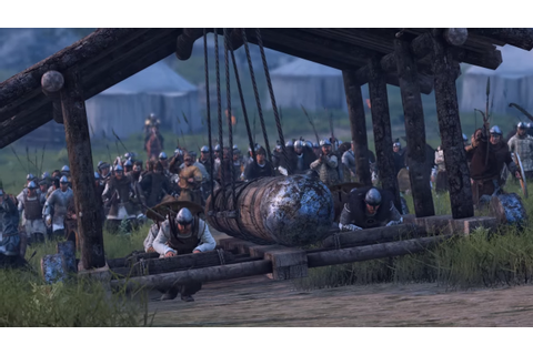 Mount & Blade 2: Bannerlord trailer shows off siege ...